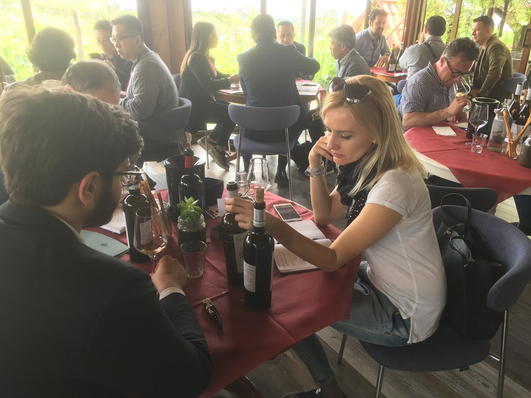 VitignoItalia 2019 - Castel dell'Ovo Napoli | Consorzio Tutela Vini Vesuvio