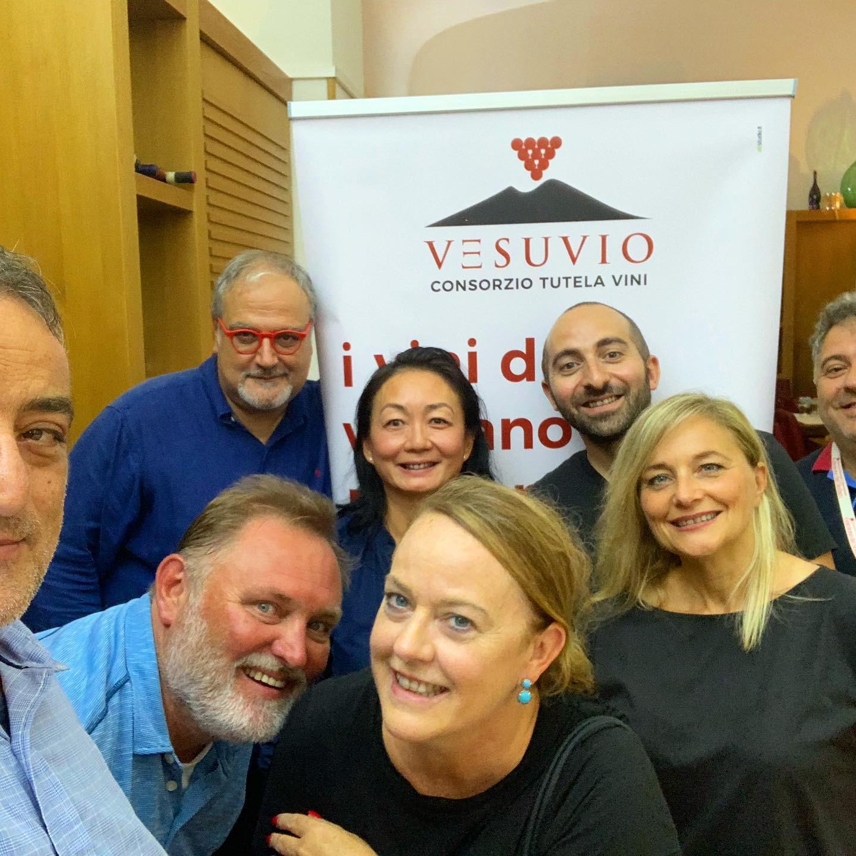 Vesuvio way in USA incoming sept.2019