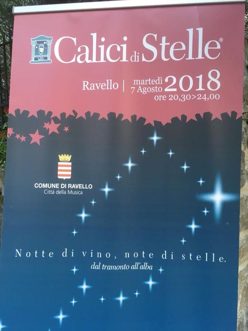 Calici di Stelle 2018 - Ravello 7 Agosto | Consorzio Tutela Vini Vesuvio