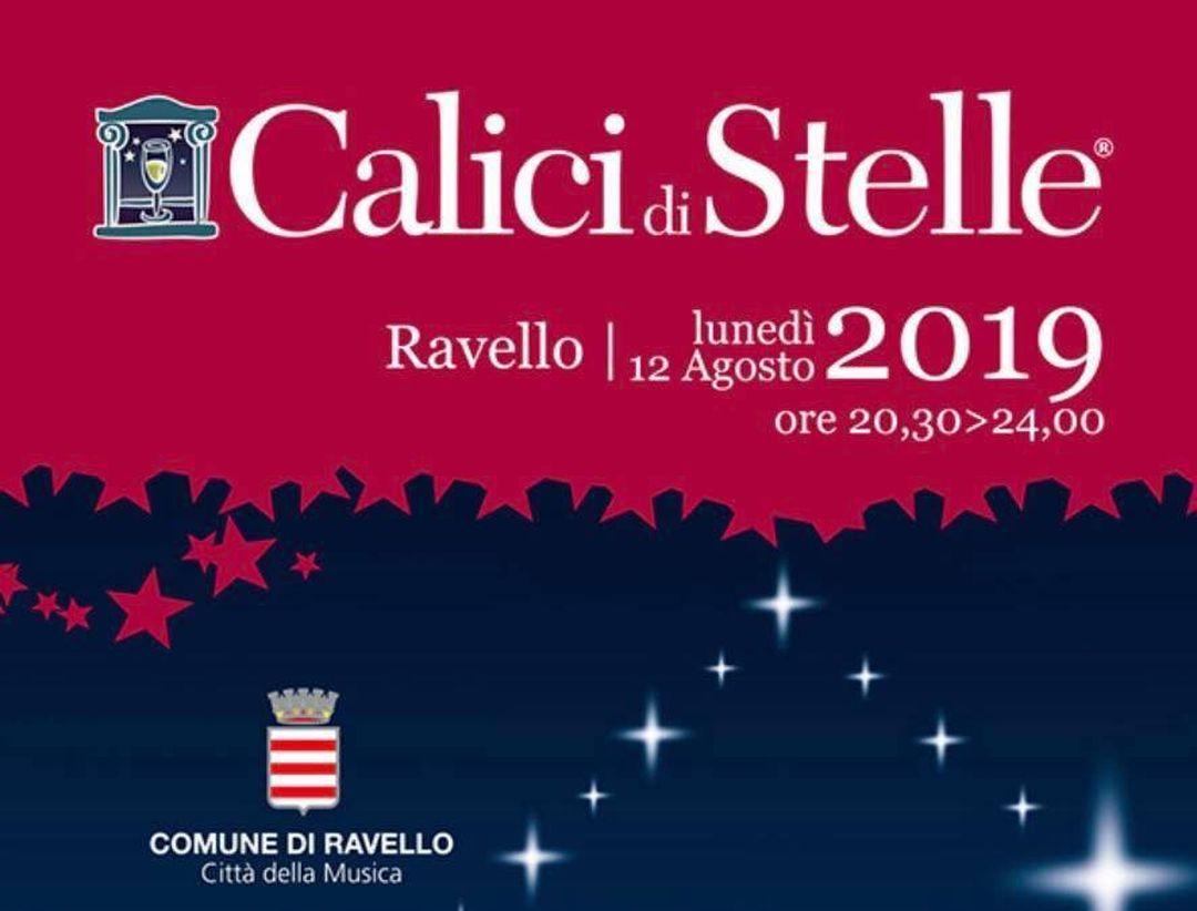 Calici di Stelle 2019 - Ravello 12 agosto | Consorzio Tutela Vini Vesuvio