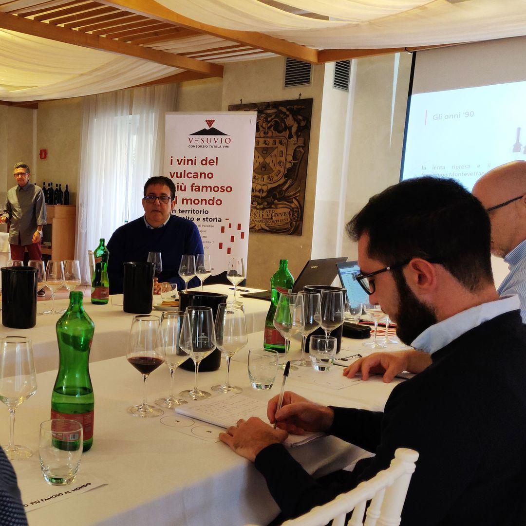 Guida Veronelli - Villa Buonanno Cercola 12 e 13 ottobre 2019