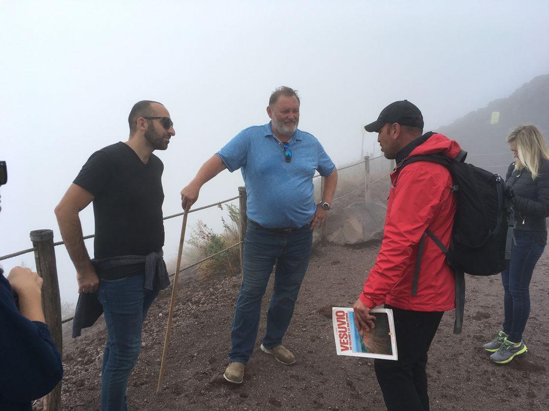 Incoming USA 2019 - Vesuvio Way in USA dal 21 al 24 Settembre