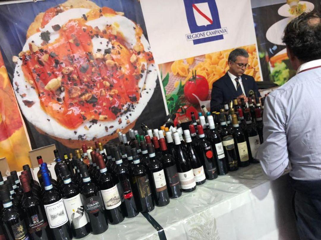 Merano Wine Festival 2019 | Consorzio Tutela Vini Vesuvio