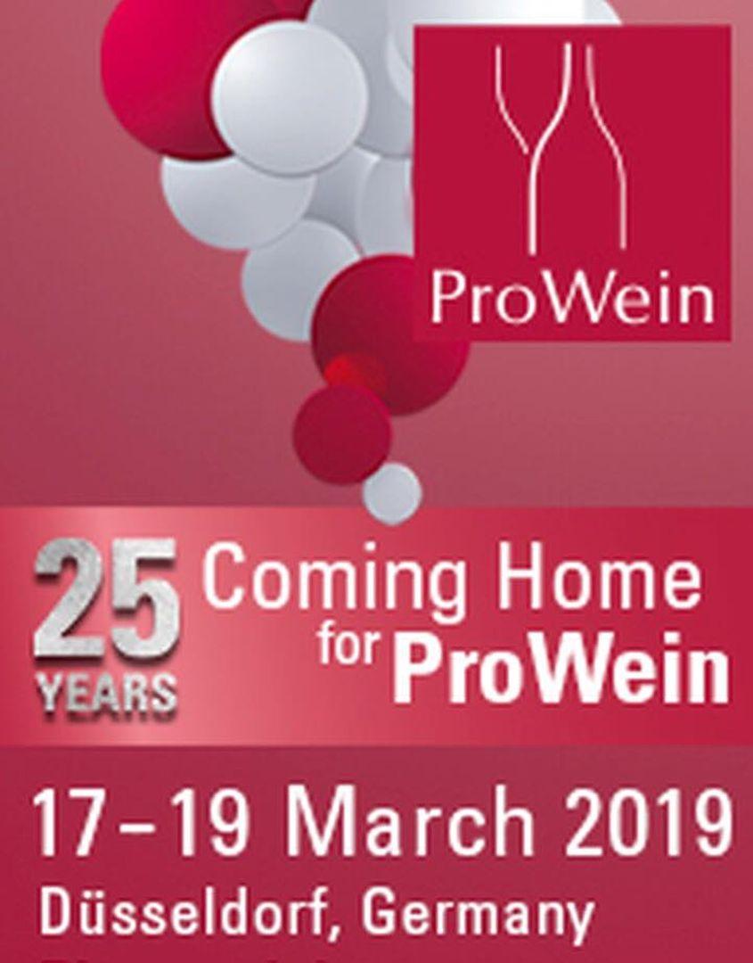 ProWein 2019 - Düsseldorf | Consorzio Tutela Vini Vesuvio