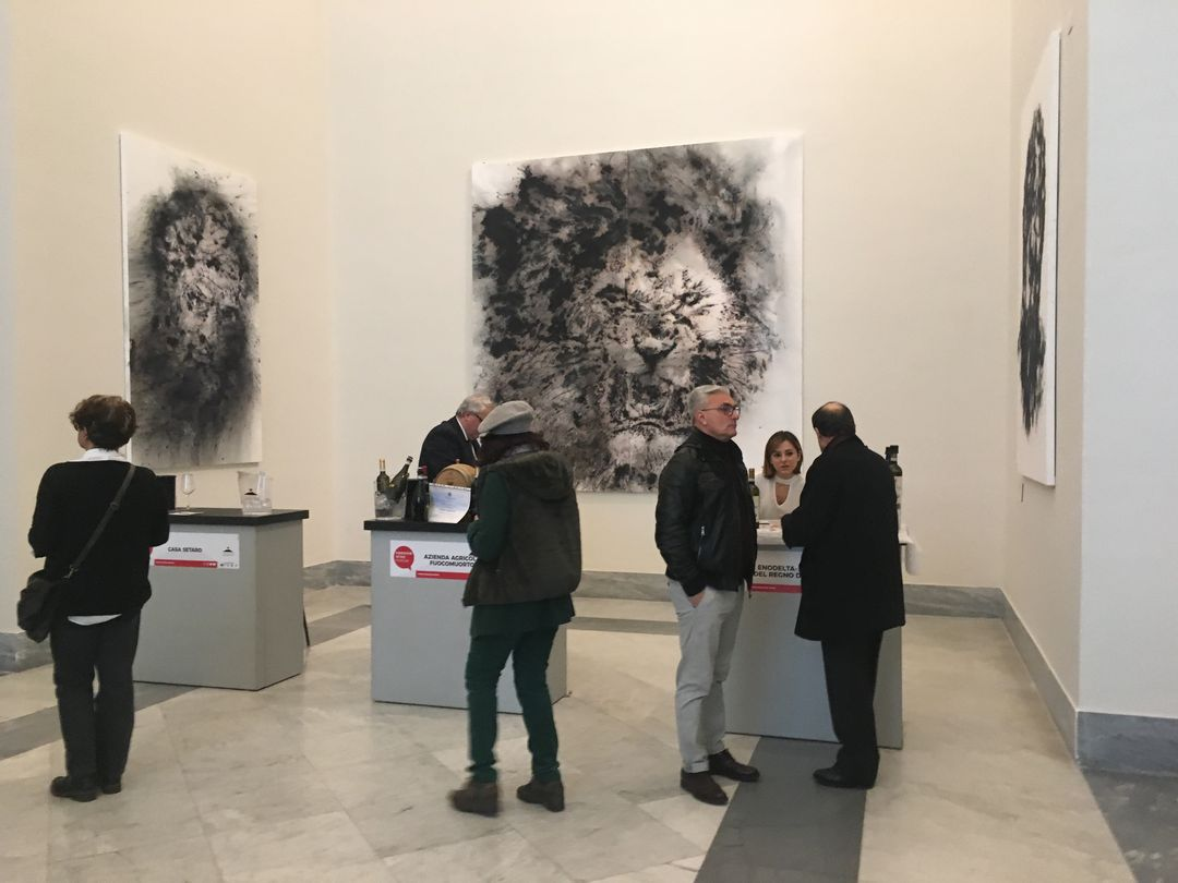 Vesuvio Wine Forum 2019 - Museo Archeologico Nazionale di Napoli