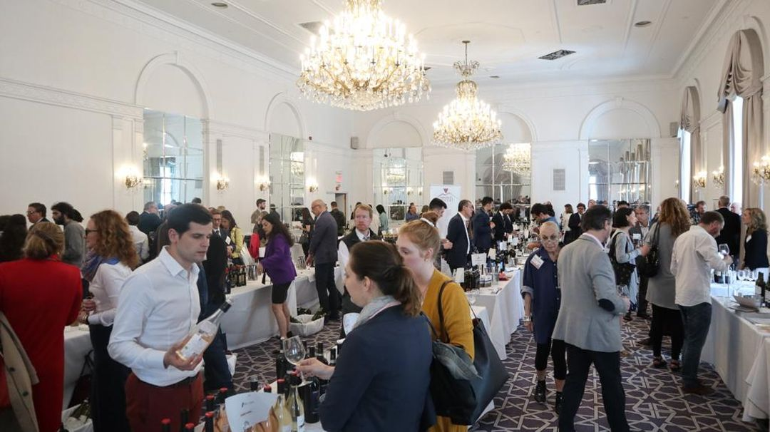 Vesuvius Wines at the 2nd annual international Volcanic Wine Conference